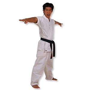 8.5oz Premium Gi (White)
